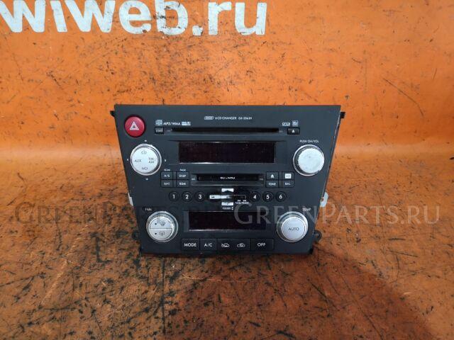 Блок управления климатконтроля на Subaru Legacy BL5 EJ203