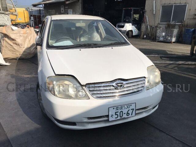 Крыло на Toyota Corolla NZE121