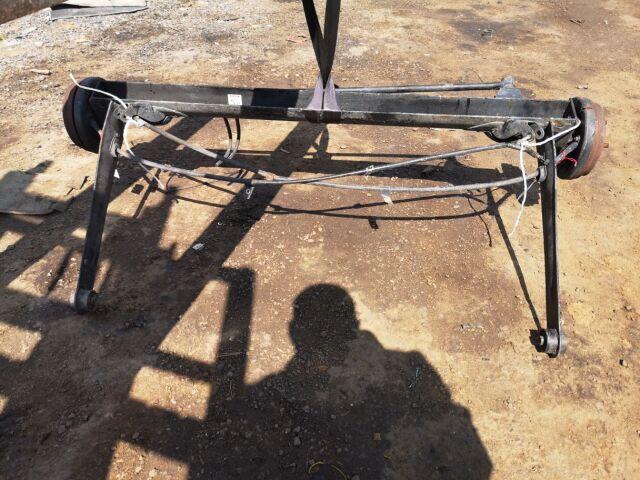 Балка подвески на Nissan Ad Van VY10 GA13DS