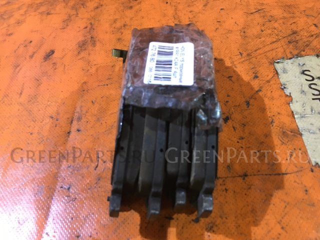 Тормозные колодки на Nissan Homy CPGE24, CQGE24, VPE24, VPGE24, VWME24