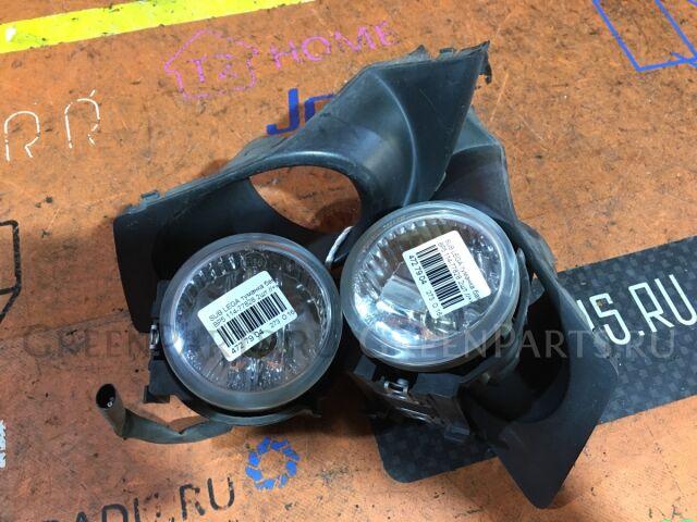 Туманка бамперная на Subaru Legacy Wagon BP5 114-77828
