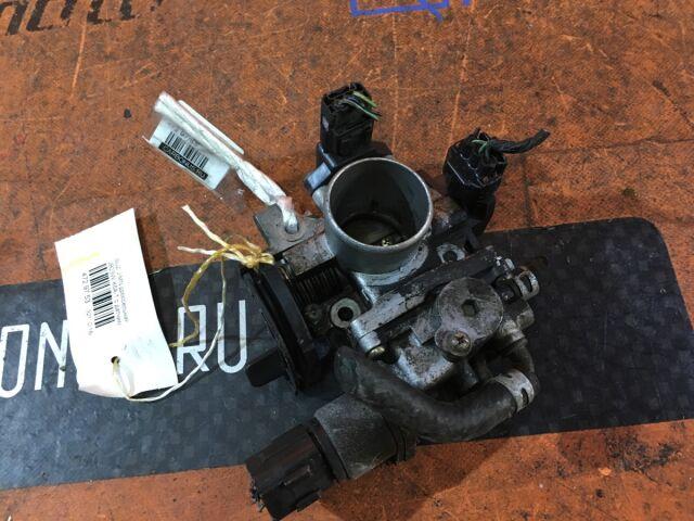 Дроссельная заслонка на Suzuki Jimny JB23W K6A-T