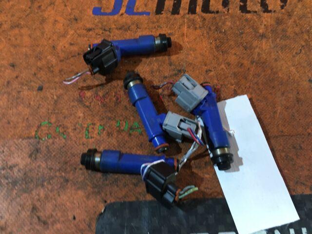Форсунка инжекторная на Toyota Ractis NCP100, NCP105, NCP120, NCP122, NCP125 1NZ-FE