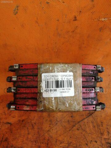 Тормозные колодки на Toyota Crown Majesta UZS171 1UZ-FE