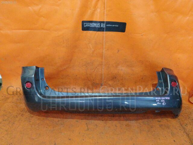 Бампер на Toyota Sienta NCP81G 13-05107