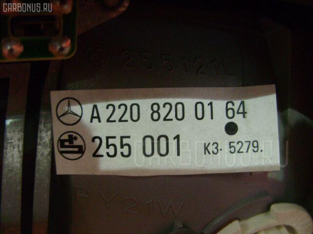 Стоп на Mercedes-benz S-CLASS W220.065