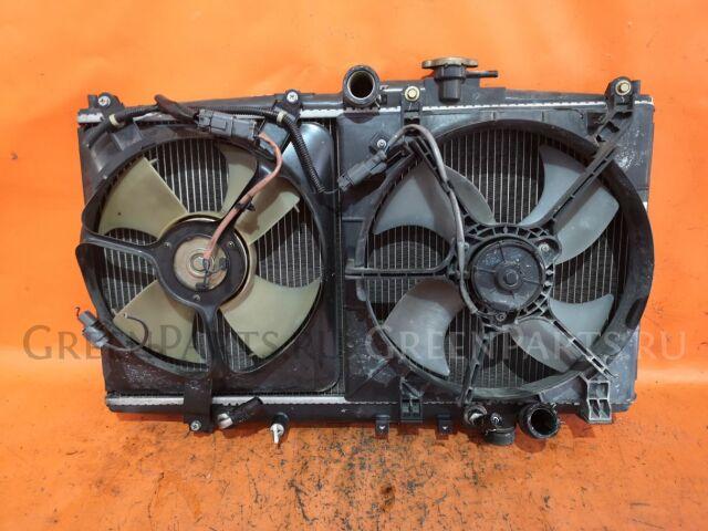 Радиатор двигателя на Honda Accord Wagon CF6 F23A