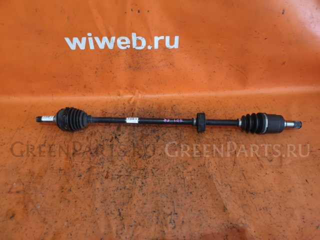 Привод на Honda Fit GD1 L13A