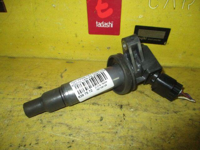 Катушка зажигания на Toyota Vitz KSP130, KSP90 1KR-FE