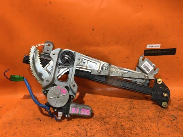 Стеклоподъемный механизм на Subaru Forester SG5