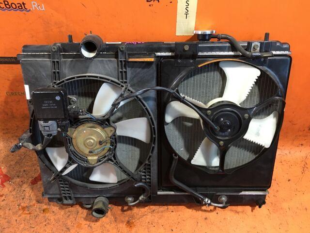 Радиатор двигателя на Mitsubishi Dion CR9W 4G63