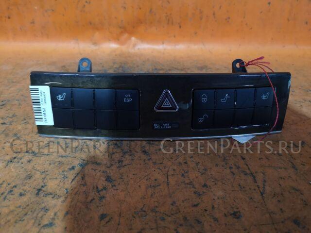 Блок управления климатконтроля на Mercedes-benz C-CLASS W203