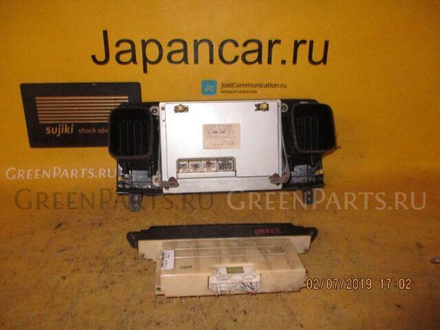 Блок управления климатконтроля на Toyota Mark II JZX110 1JZ-FSE