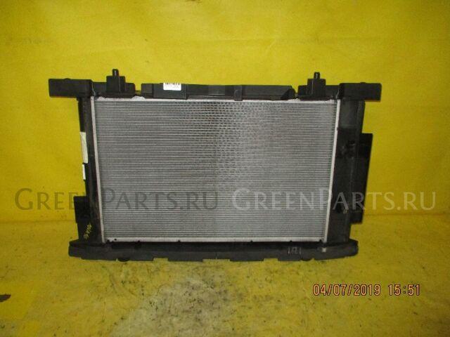 Радиатор двигателя на Toyota Blade AZE154H, AZE156H 2AZ-FE