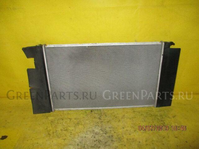 Радиатор двигателя на Toyota Auris NZE154 1NZ-FE