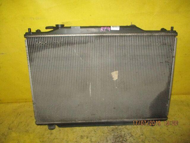 Радиатор двигателя на Honda Stepwgn RF4 K20A