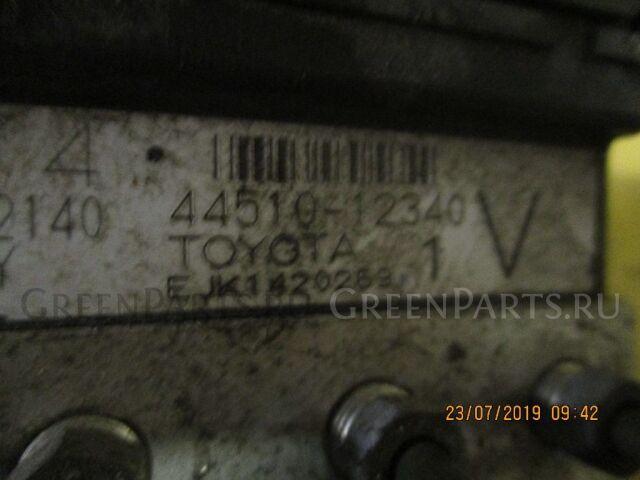Блок abs на Toyota Corolla Runx ZZE123 2ZZ-GE