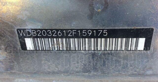 Стабилизатор на Mercedes-benz C-CLASS STATION WAGON S203.261 112.912