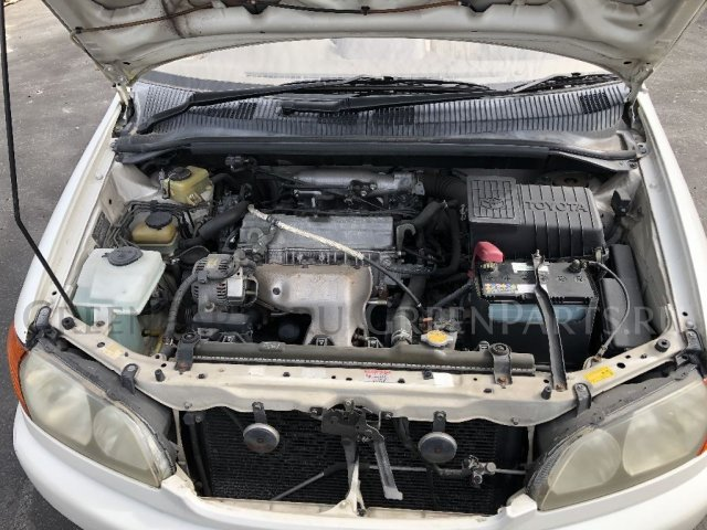 Обшивка багажника на Toyota Ipsum SXM10G