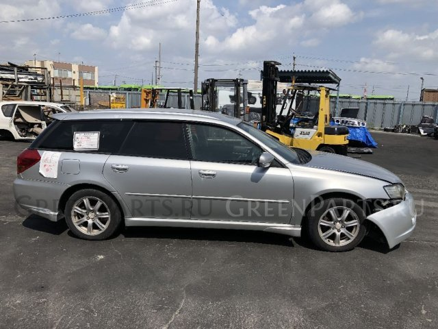 Уплотнение двери на Subaru Legacy Wagon BP5