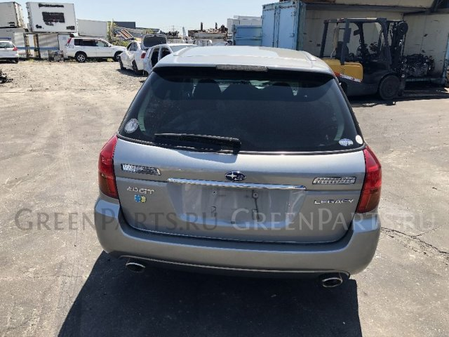 Коврик на Subaru Legacy Wagon BP5