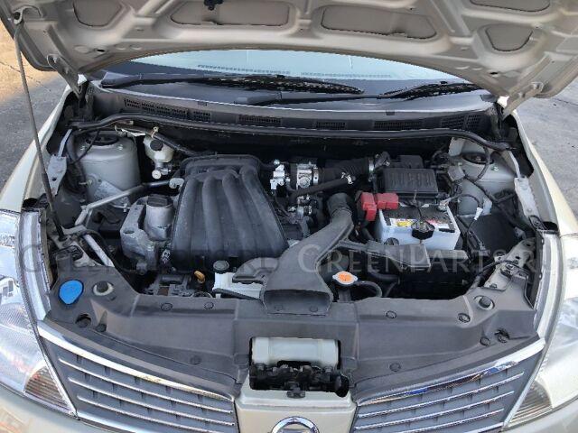 Корпус воздушного фильтра на Nissan March YK12 HR15DE