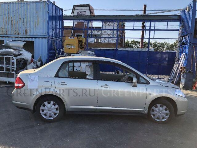 Тормозные колодки на Nissan Tiida Latio SC11 HR15DE