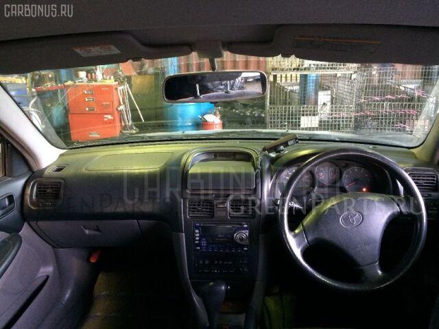Крышка топливного бака на Toyota Cresta JZX101
