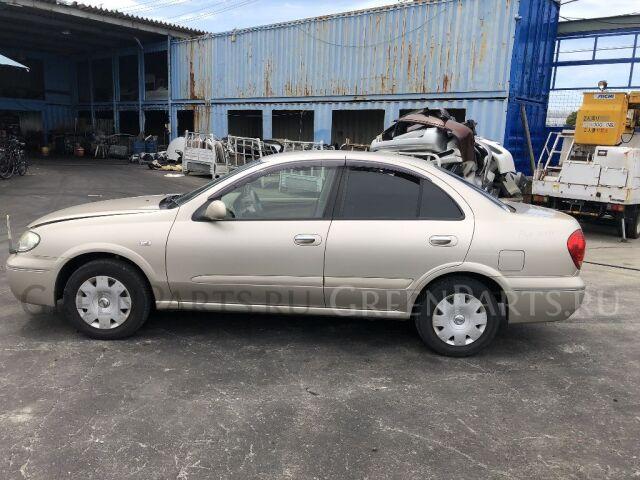 Влагоотделитель на Nissan Bluebird Sylphy FG10 QG15DE