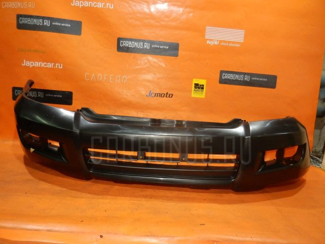 Бампер на Toyota Land Cruiser Prado RZJ125W