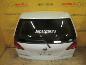 Дверь задняя на Nissan Wingroad WFY11 132-24824