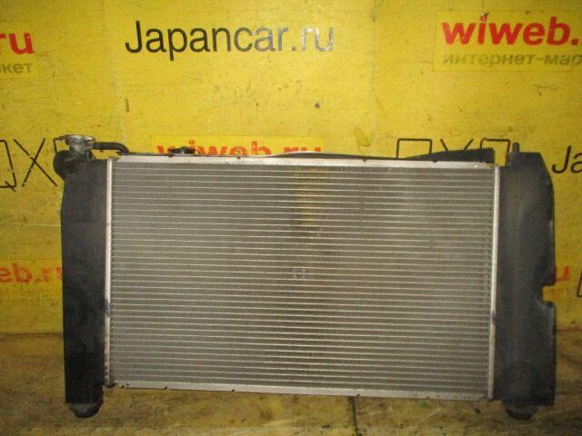 Радиатор двигателя на Toyota Corolla Runx ZZE123 2ZZ-GE