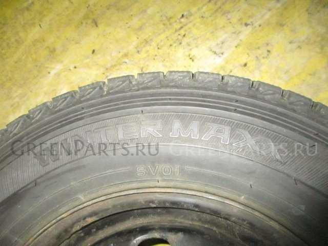 шины DUNLOP WINTER MAXX 145/0R12LT6P зимние
