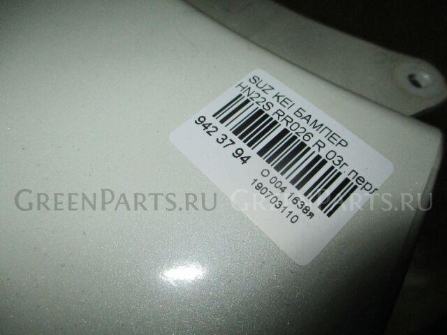Бампер на Suzuki Kei HN22S RR026