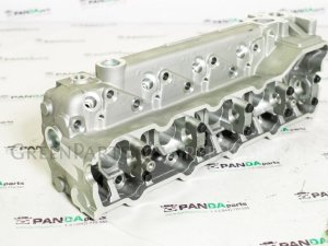 Головка блока цилиндров на Mitsubishi Pajero 4M40 MMC01-4M40