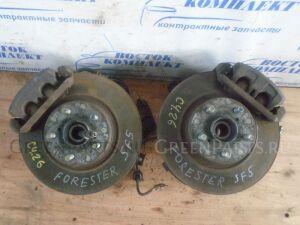 Ступица на Subaru Forester SF5