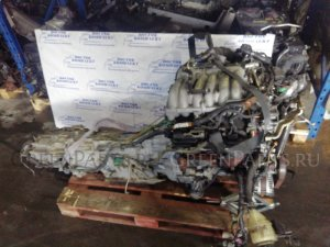 Двигатель на Nissan Elgrand MNE51 VQ25DE