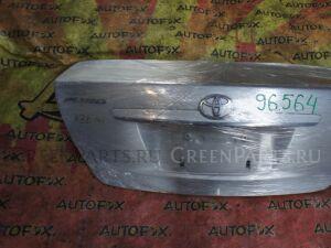 Крышка багажника на Toyota Corolla Axio NZE141 1NZFE
