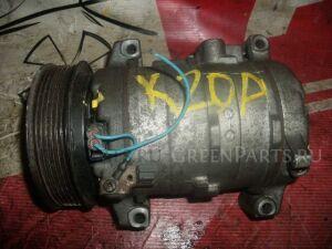 Компрессор кондиционера на Honda Stepwgn RF6 K20A