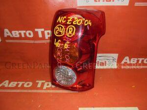 Стоп-сигнал на Toyota Raum NCZ20 1NZ-FE 46-6