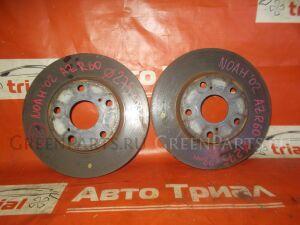 Тормозной диск на Toyota Noah AZR60G 1AZ-FSE