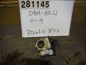 Дроссельная заслонка на Nissan March AK12 CR12DE