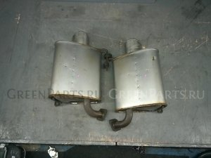 Глушитель на Subaru Legacy BL5 EJ20X