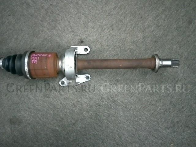 Привод на Honda CR-V RM1 R20A-450