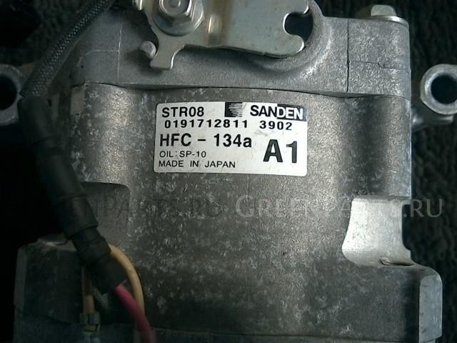 Компрессор кондиционера на Honda Shuttle GK9 L15B-600