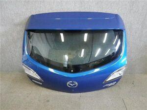 Дверь задняя на Mazda Axela BLEAW LFVE
