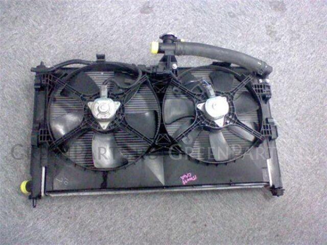 Радиатор двигателя на MMC;MITSUBISHI Galant Fortis CY4A 4B11