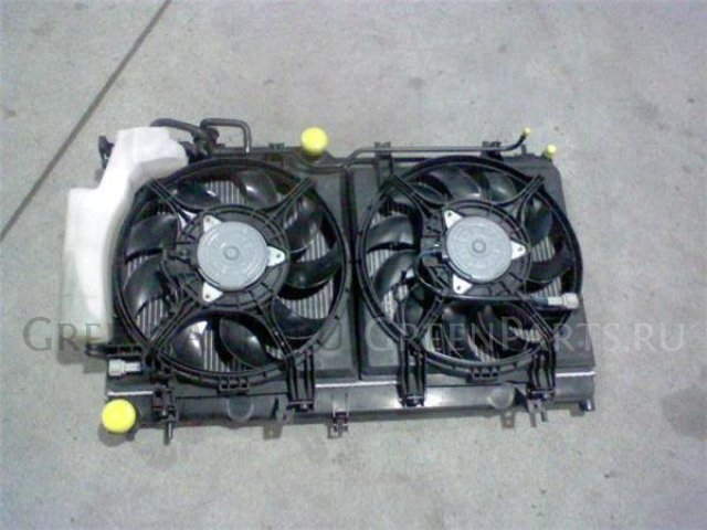 Радиатор двигателя на Subaru Exiga YA5 EJ205HBJM