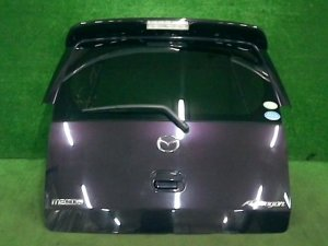 Дверь задняя на Mazda Az-wagon MJ22S K6A