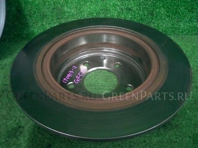 Тормозной диск на Nissan Serena GFC27 MR20DD